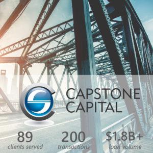 Capstone Capital Closes 200th Loan